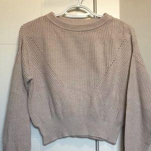 🌷(2/$25) garage belle knit sweater